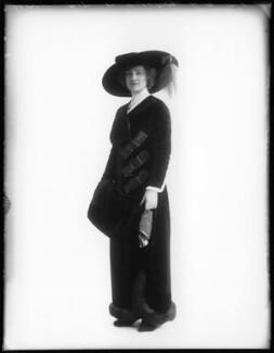 Maud Tiffany, by Bassano Ltd - NPG x103596