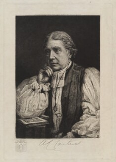 Archibald Campbell Tait, published by Arthur Rayner - NPG D19615
