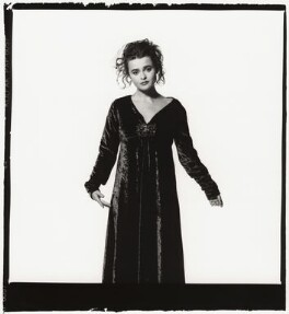 Helena Bonham Carter, by Trevor Leighton - NPG x47278
