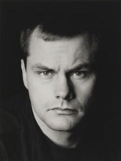 Jack Dee, by Trevor Leighton, 13 September 1995 - NPG  - © Trevor Leighton / National Portrait Gallery, London