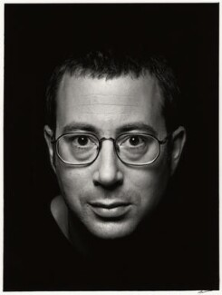 Ben Elton, by Trevor Leighton - NPG x87433