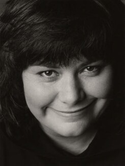 Dawn French, by Trevor Leighton - NPG x34814
