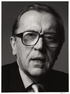 David Frost, by Trevor Leighton - NPG x87434