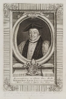 William Laud, after Sir Anthony van Dyck - NPG D19641