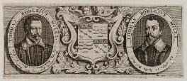 Sir Thomas Bodley, by Michael Burghers - NPG D19660