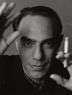 Derek Jarman, by Trevor Leighton - NPG x45360