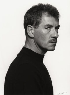 Ian McKellen, by Trevor Leighton - NPG x35350