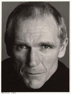 John McVicar, by Trevor Leighton - NPG x30335
