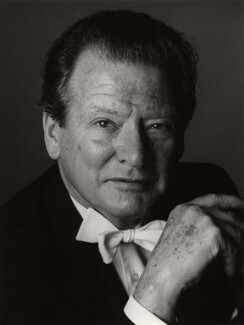 Sir Neville Marriner, by Trevor Leighton - NPG x35311