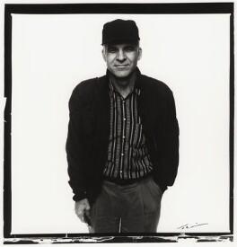 Steve Martin, by Trevor Leighton - NPG x35358