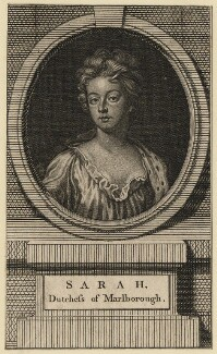 Sarah Churchill (née Jenyns (Jennings)), Duchess of Marlborough, after Sir Godfrey Kneller, Bt - NPG D16548