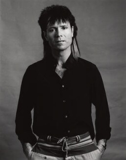 Sir Cliff Richard, by Trevor Leighton - NPG x29717