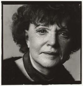 Dame Muriel Spark, by Trevor Leighton - NPG x35338
