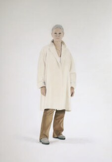 Judi Dench, by Alessandro Raho, 2004 - NPG  - © National Portrait Gallery, London