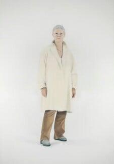 Judi Dench, by Alessandro Raho, 2004 - NPG 6671 - © National Portrait Gallery, London