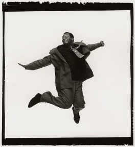 Lenny Henry, by Trevor Leighton - NPG x32735