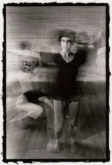 Gaby Agis, by Barry Marsden - NPG x36075
