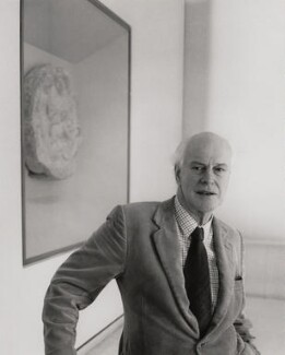 Sir Philip Manning Dowson, by Anne-Katrin Purkiss - NPG x45803