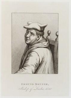 Edmund Bonner, by Unknown artist - NPG D19670