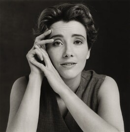 Dame Emma Thompson, by Tim Richmond - NPG x32111