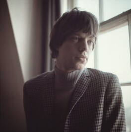 Mick Jagger, by David Wedgbury - NPG x76346