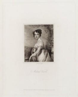 Madame Vestris, by John Cochran, published by  William Sams - NPG D19706