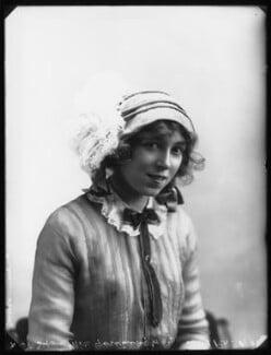 Gertrude Glyn, by Bassano Ltd - NPG x103671