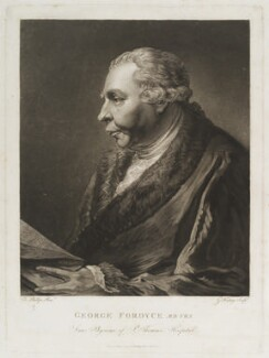 George Fordyce, by George Keating, published by and after  Thomas Phillips - NPG D19739