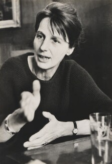 Jocelyn Herbert, by Roger Mayne - NPG P1072