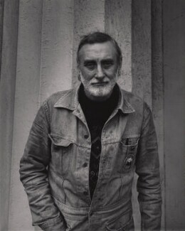 Spike Milligan, by Paul Joyce - NPG x13446