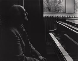 Louis Philip Kentner, by Paul Joyce - NPG x13410