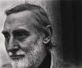 Spike Milligan, by Paul Joyce - NPG x13414