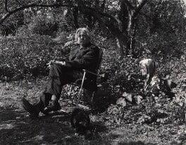 Angus Wilson, by Paul Joyce - NPG x13426