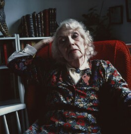 Jean Rhys, by Paul Joyce - NPG x13437