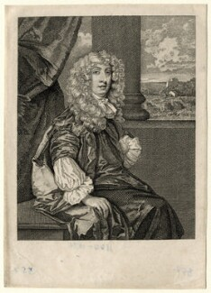 Joceline Percy, 11th Earl of Northumberland, after Sir Peter Lely, 18th century? - NPG D16618 - © National Portrait Gallery, London