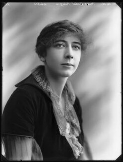 Ethel Kingin, by Bassano Ltd - NPG x103718