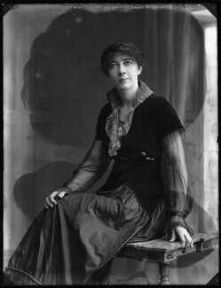 Ethel Kingin, by Bassano Ltd - NPG x103719