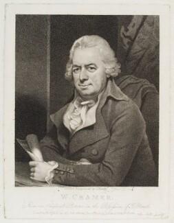 Wilhelm Cramer, by Thomas Hardy, published by  John Bland - NPG D19751
