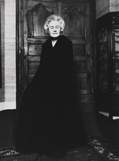 Elizabeth (née Harman), Countess of Longford, by Mayotte Magnus - NPG x18621
