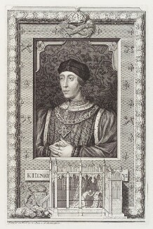 King Henry VI, by George Vertue - NPG D19762