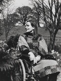 Susan Lilian Primrose Cunliffe-Lister, Baroness Masham of Ilton, by Mayotte Magnus - NPG x18625