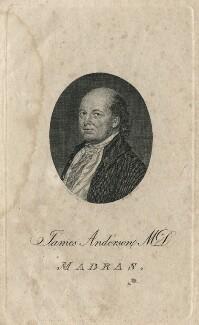 James Anderson, by Robert Scott, after  John Smart, circa 1792 - NPG D16627 - © National Portrait Gallery, London