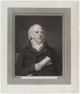 William Sharp, by William Sharp, published by  John Smith, after  George Francis Joseph - NPG D19802