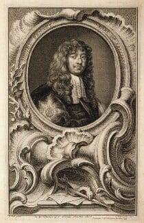 Henry Bennet, 1st Earl of Arlington, by Jacobus Houbraken, published by  John & Paul Knapton, after  Sir Peter Lely, published 1739 - NPG D19820 - © National Portrait Gallery, London