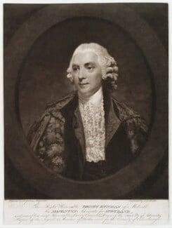 Henry Dundas, 1st Viscount Melville, by John Raphael Smith, after  Sir Joshua Reynolds, (1782) - NPG D19829 - © National Portrait Gallery, London
