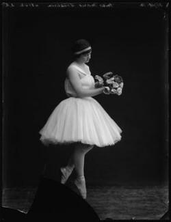 Marie Toussain, by Bassano Ltd - NPG x103487