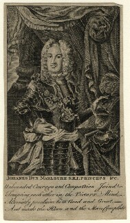 John Churchill, 1st Duke of Marlborough, by Unknown artist - NPG D16650