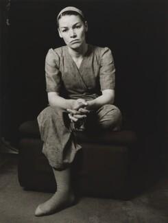 Glenda Jackson, by Mayotte Magnus, May 1977 - NPG x18618 - © Mayotte Lewinska