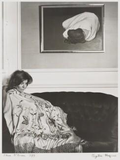 Edna O'Brien, by Mayotte Magnus - NPG x18630