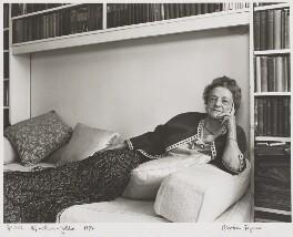 Grace Wyndham Goldie, by Mayotte Magnus - NPG x18645